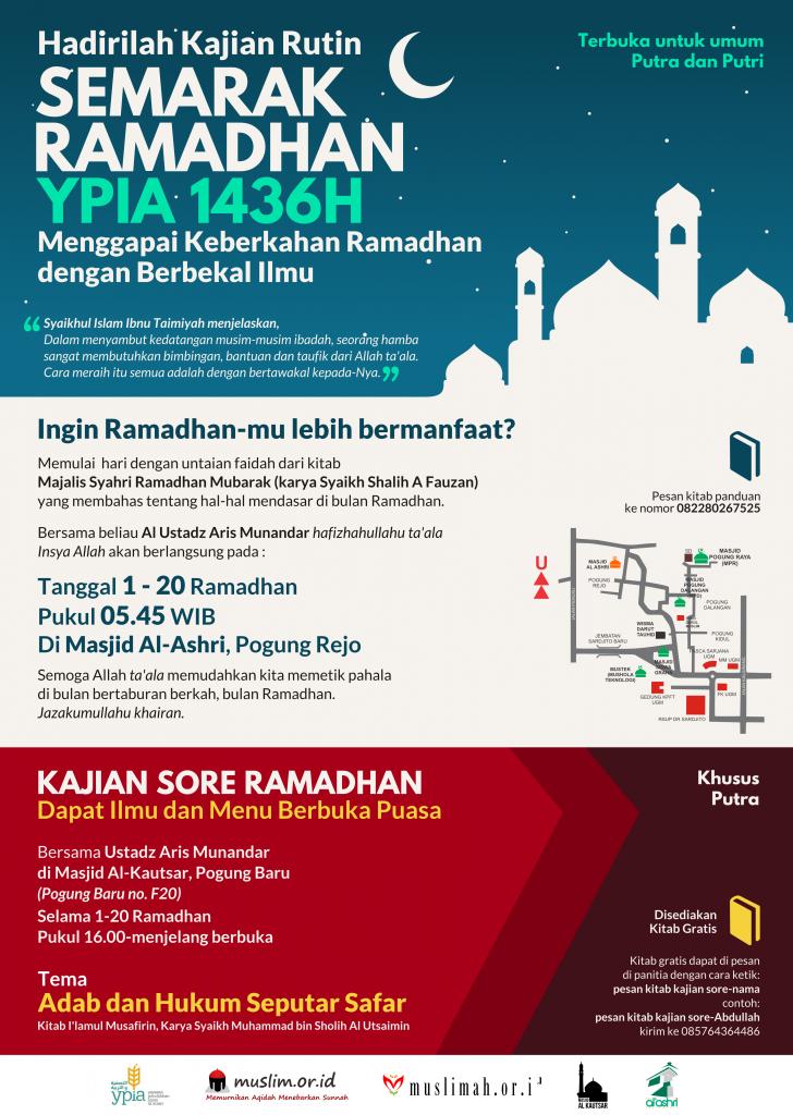 Kajian-Rutin-Semarak-Ramadhan-YPIA-1-20-Ramadhan-1436H
