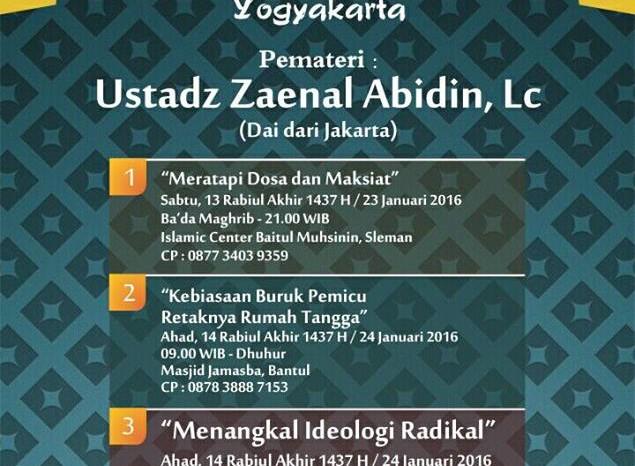 kajian-ust-zainal-23-24-jan-2016